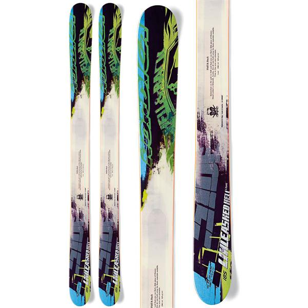 Nordica Unleashed Hell Skis