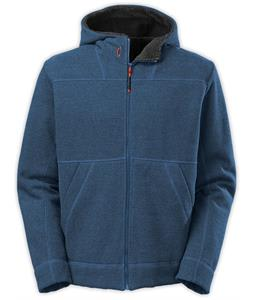 The North Face Ballistic Full Zip Hoodie Fleece