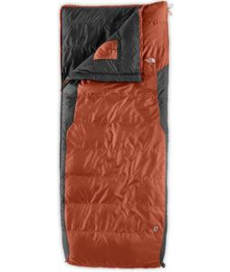 The North Face Dolomite 2S Down Sleeping Bag 4 Season Rhumba Orange