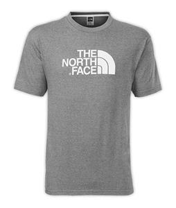 The North Face Half Dome T-Shirt Heather Grey/TNF White