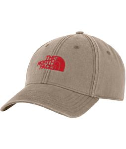 The North Face 68 Classic Cap Dune Beige/TNF Red