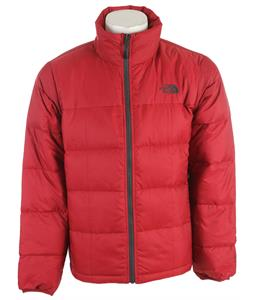 The North Face Aconcagua Jacket Biking Red