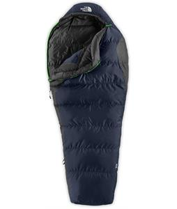 The North Face Aleutian 3S Down Sleeping Bag 4 Season Deep Water Blue