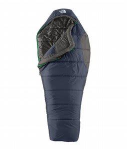 The North Face Aleutian 3S Bx LRH 3 Season Long Sleeping Bag Deep Water Blue