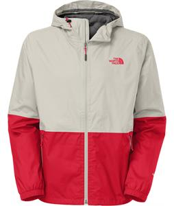 The North Face Allabout Jacket Moonstruck Grey/TNF Red