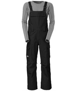 The North Face Anchor Bib Ski Pants TNF Black