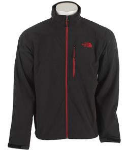 The North Face Apex Bionic Jacket TNF Black/TNF Black/Biking Red