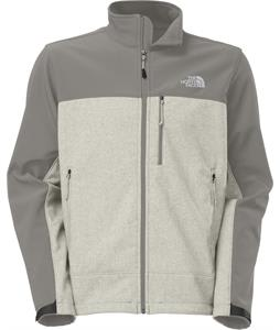The North Face Apex Bionic Softshell Moonstruck Grey Heather/Sedona Sage Grey