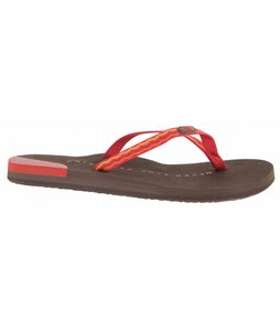The North Face Ava Sandals Red/Brown