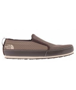The North Face Base Camp Slip On Shoes Elixer Brown/Demitasse Brown