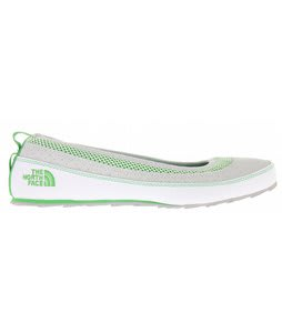 The North Face Base Camp Ballet Shoes White/Hamel Green