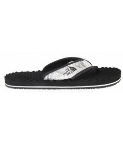 The North Face Base Camp Sandals White/Black