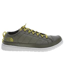 The North Face Base Camp Sneaker Shoes New Taupe Green/Citronelle Green