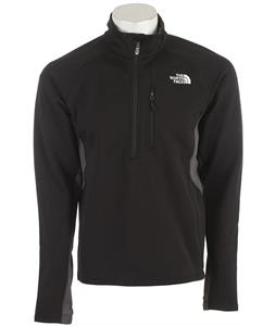 The North Face Bernadino Qz Fleece TNF Black