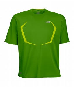 The North Face Better Than Naked Crew Base Layer Top Island Grass Green