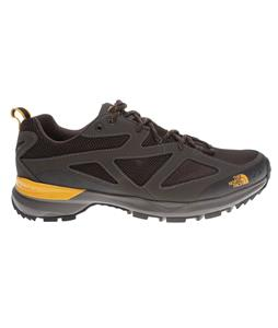 The North Face Blaze Hiking Shoes Weimaraner Brown/Tnf Yellow