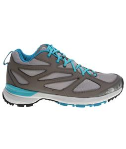The North Face Blaze Mid Hiking Shoes Moonlight Ivory/Ion Blue