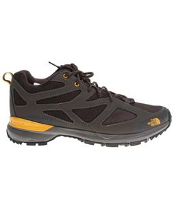 The North Face Blaze Mid Hiking Shoes Weimaraner Brown/Tnf Yellow