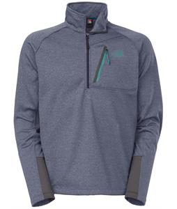 The North Face Canyonlands 1/2 Zip Fleece Cosmic Blue Heather