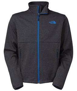 The North Face Canyonwall Jacket Fleece Outer Space Blue Heather