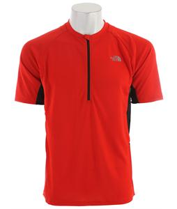 The North Face Captain Ten Speed Jersey Centennial Red