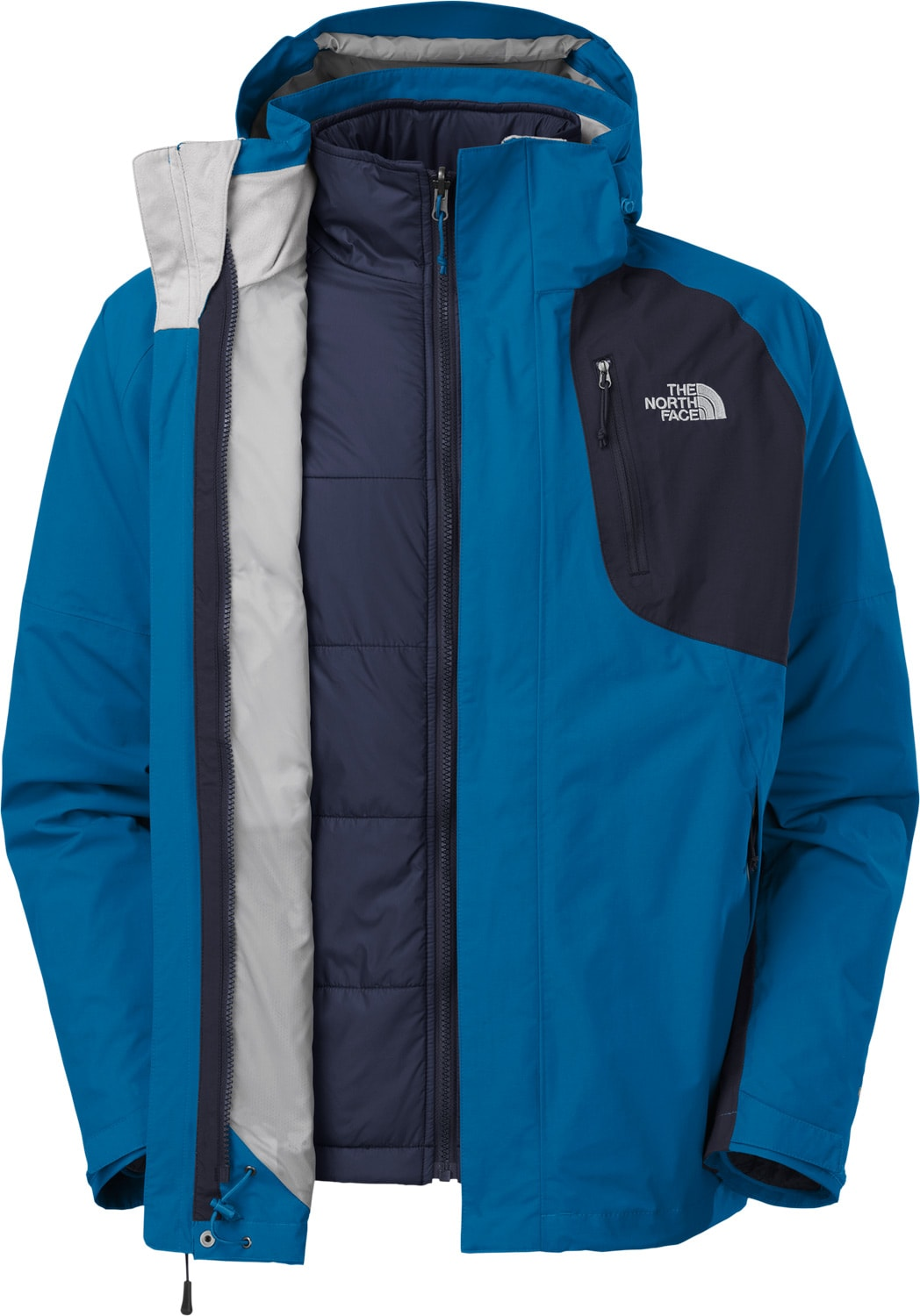 c1e40387c66e The North Face Carto Triclimate Ski Jacket on PopScreen