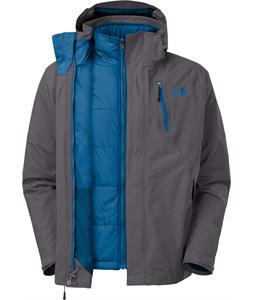 The North Face Carto Triclimate Ski Jacket Vanadis Grey/Vanadis Grey