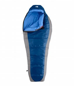 The North Face Cats Meow Bx RRH 3 season Sleeping Bag Blue Ribbon