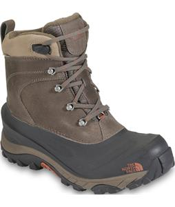 The North Face Chilkat II Boots Mudpack Brown/Bombay Brown