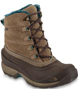 The North Face Chilkat III Boots Cub Brown/Mediterranea Green
