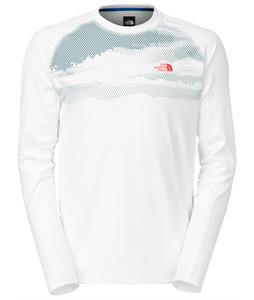 The North Face Class V L/S Rashguard TNF White/TNF White