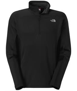 The North Face Concavo 1/4 Zip Fleece TNF Black/TNF Black