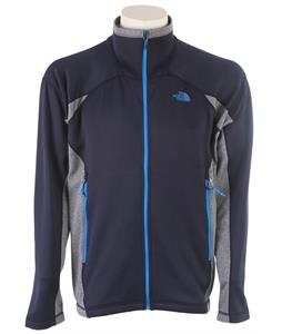The North Face Concavo Full Zip Fleece Cosmic Blue/Vanadis Grey