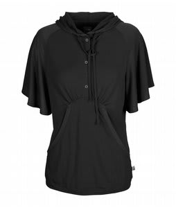 The North Face Crystal Travel Shirt Black