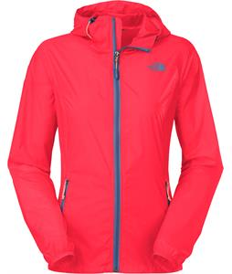 The North Face Cyclone Hoodie Jacket Tomato Red