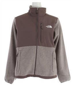 The North Face Denali Jacket Vaporous Grey Heather