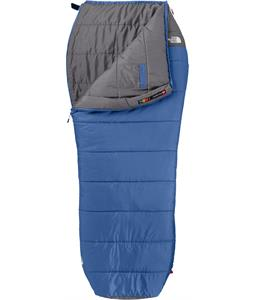 The North Face Dolomite 20/-7 Sleeping Bag Striker Blue/Zinc Grey Reg RH