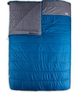 The North Face Dolomite Double 20/-7 Sleeping Bag Striker Blue/Zinc Grey Reg RH