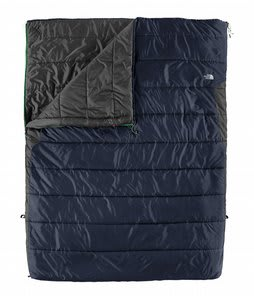 The North Face Dolomite Double 3S Bx RRH 3 season Sleeping Bag Deep Water Blue