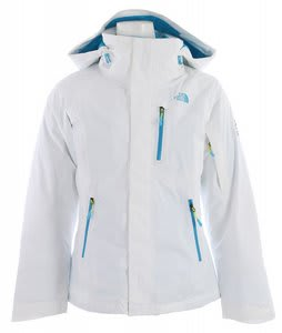 The North Face Elemot Ski Jacket TNF White