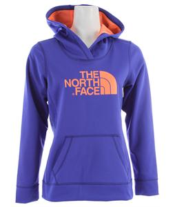 The North Face Fave-Our-Ite Pullover Hoodie Moody Blue/Electro Coral Orange