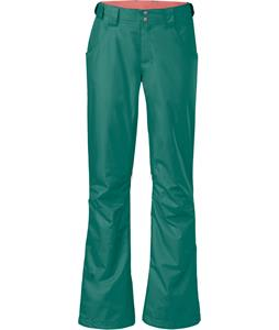 The North Face Farrows Ski Pants Deep Teal Blue
