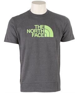The North Face Flocked Logo T-Shirt