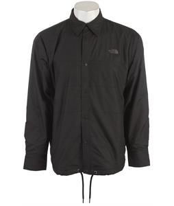 The North Face Fort Point Flannel Ski Jacket TNF Black