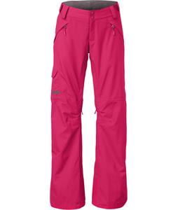The North Face Freedom LRBC Ski Pants Cerise Pink