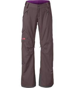 The North Face Freedom LRBC Ski Pants Sonnet Grey