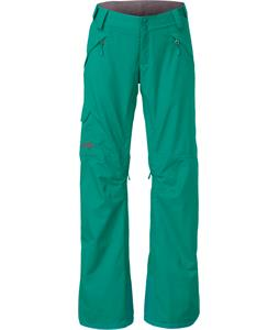 The North Face Freedom LRBC Ski Pants Fanfare Green