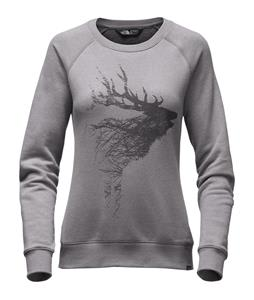 The North Face French Terry Elk Crew Sweatshirt
