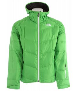 The North Face Gatebreak Down Ski Jacket Glo Green