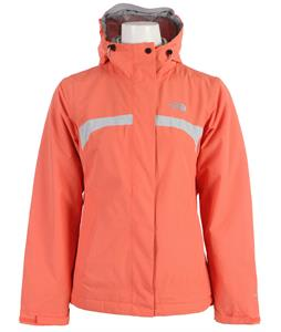 The North Face Glacier Triclimate Jacket Miami Orange/High Rise Grey